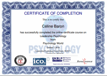 certificat-petit-leadership-psychology